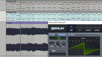 How To Remake Deadmau5's Strobe Chords and Synth in Serum