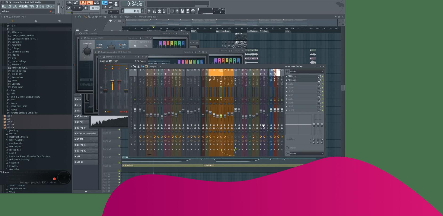 loop recording fl studio 12