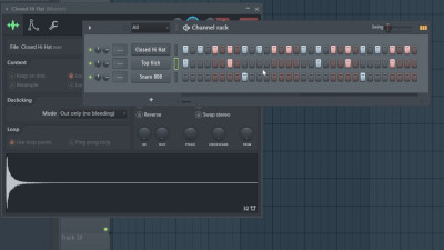 How to make a beat in fl studio for beginners